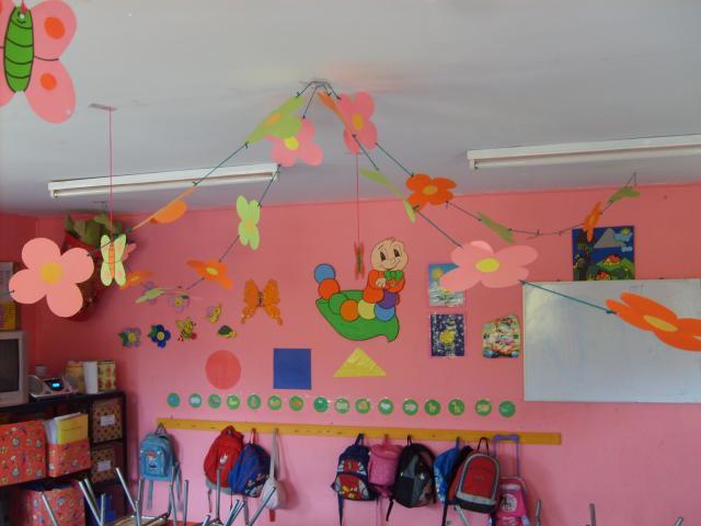 Decorar sala de clases - Como decorar el salon en navidad ...