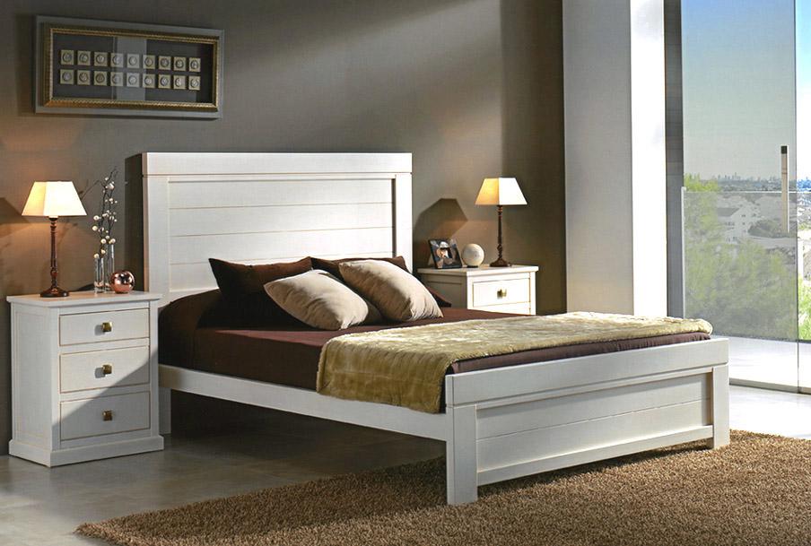 Como decorar el dormitorio con poco dinero for Recamaras matrimoniales pequenas
