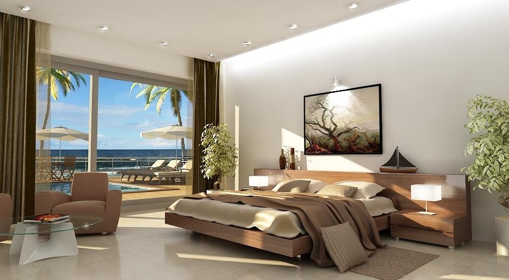Como decorar el dormitorio con poco dinero - Como amueblar un piso con poco dinero ...