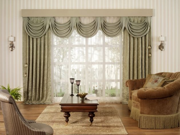 Cortinas para salas for Decoracion cortinas