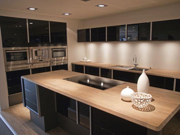 Decoraci n de cocinas modernas y minimalistas for Cocinas integrales modernas minimalistas