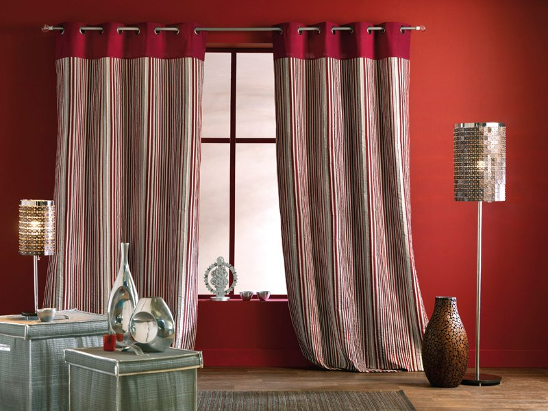 Cortinas para salas for Decoracion cortinas