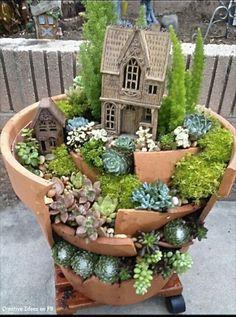 decoracion de jardin