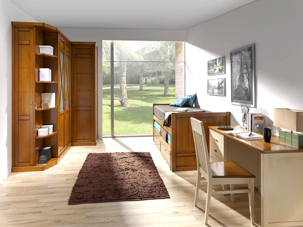Como decorar el dormitorio con poco dinero - Decorar habitacion juvenil ikea ...