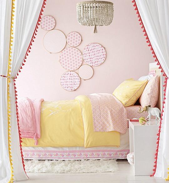 Habitaciones infantiles decorar tu cuarto - Lamparas habitaciones infantiles ...