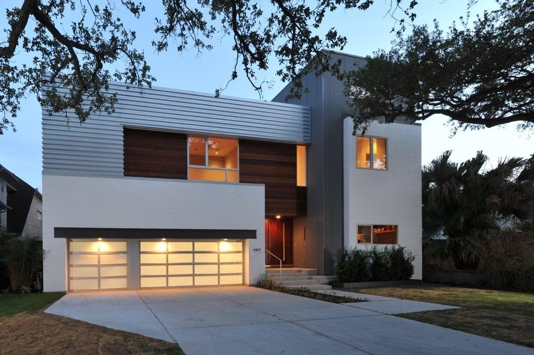 El hogar perfecto - Casas blancas modernas ...