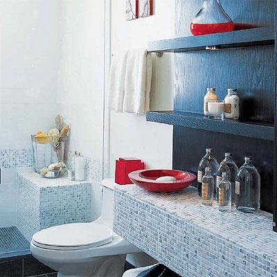 ideas para Decorar baño pequeño fotos.