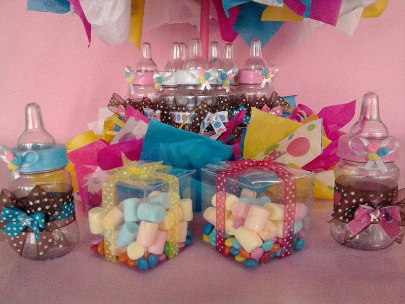 Ideas y precios de decoraciones de baby shower