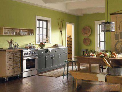 Modelos de cocinas modernas y rusticas for Modelos cocinas integrales modernas