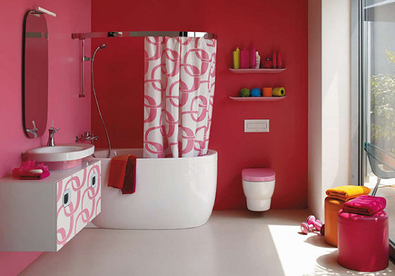 trucos para Decorar baño infantil.