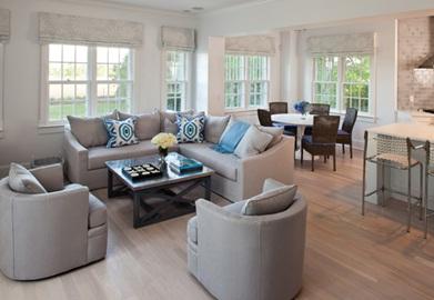 Decorar mi sala comedor con el estilo moderno for Como decorar sala y comedor juntos